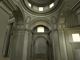 San Giovanni dei Fiorentini, Raffaello, Presbiterio - transetto