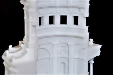"""Architettura da """"Lo Sposalizio della Vergine"""" di Raffaello"""